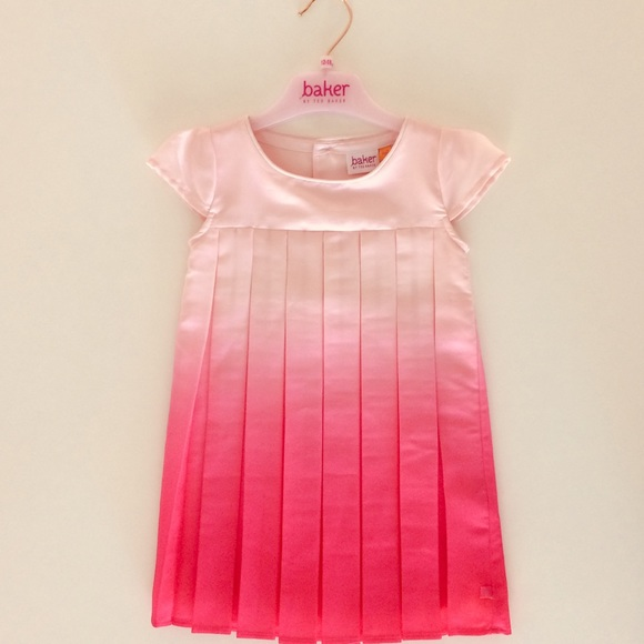 c16e2dad7a404 Baker by Ted Baker Other - Pink Ombré Baker by Ted Baker Baby Dress